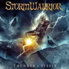 Thunder & Steele - Vinile LP di Stormwarrior