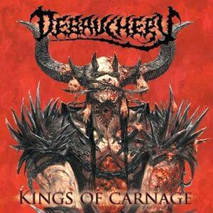 Kings of Carnage - Vinile LP di Debauchery