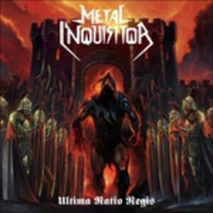 Ultima Ratio Regis - Vinile LP di Metal Inquisitor
