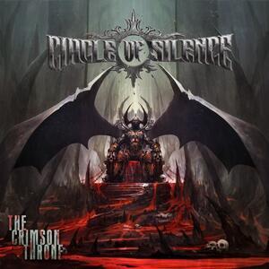 Crimson Throne - Vinile LP di Circle of Silence