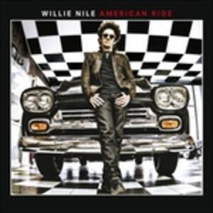 American Ride - Vinile LP + CD Audio di Willie Nile