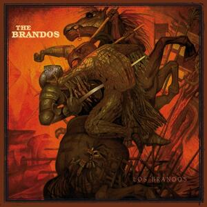 Los Brandos - Vinile LP di Brandos