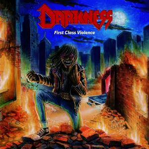 First Class Violence - Vinile LP di Darkness