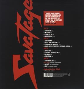 Wake of Magellan - Vinile LP di Savatage - 2