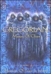 Gregorian. Moments of Peace in Ireland - DVD