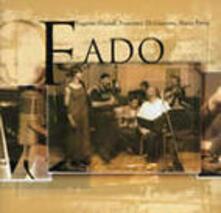 O Fado (Digipack) - CD Audio di Eugenio Finardi