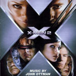 Cover CD X-Men 2