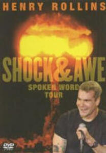 Henry Rollins. Shock And Awe - DVD