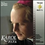 Cover CD Colonna sonora Karol. Un uomo diventato Papa