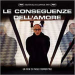 Cover CD Le conseguenze dell'amore