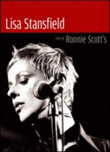 Lisa Stansfield. Live At Ronnie Scott's - DVD