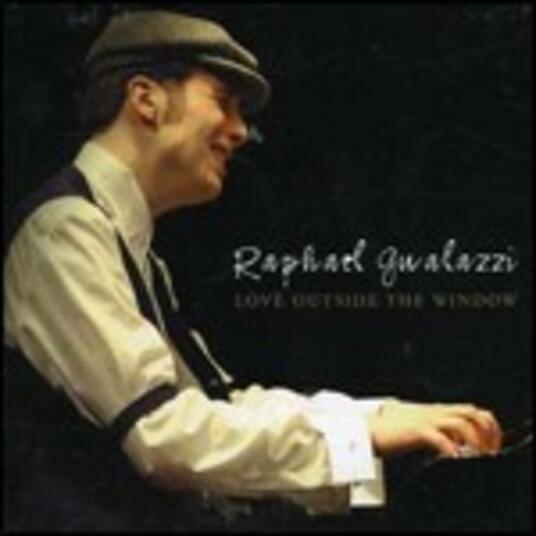 Love Outside the Window (Jewel Case) - CD Audio di Raphael Gualazzi