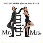 Cover CD Colonna sonora Mr. & Mrs. Smith