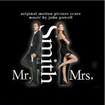 Cover CD Mr. & Mrs. Smith