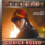 Cover CD Colonna sonora Codice rosso