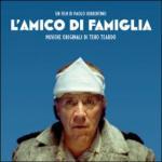 Cover CD Colonna sonora L'amico di famiglia