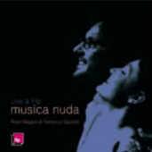 CD Live à Fip. Musica nuda Petra Magoni Ferruccio Spinetti