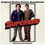 Cover CD Colonna sonora SuxBad - 3 menti sopra il pelo