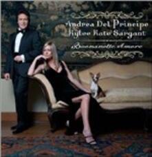 Buonanotte amore - CD Audio di Andrea Del Principe,Kylee Kate Sargant