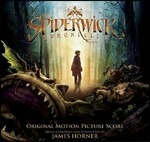 Cover CD Colonna sonora Spiderwick - Le cronache