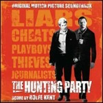 Cover CD Colonna sonora The Hunting Party