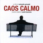 Cover CD Colonna sonora Caos calmo