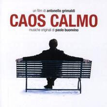 Caos Calmo (Colonna sonora) - CD Audio di Paolo Buonvino