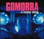Cover CD Colonna sonora Gomorra