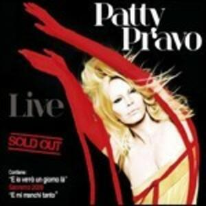 Live Sold Out - Vinile LP di Patty Pravo