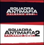 Cover CD Colonna sonora Squadra Antimafia 2 - Palermo oggi