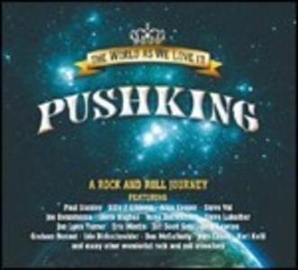 The World as We Love it - Vinile LP di Pushking