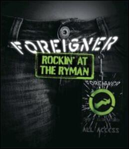Foreigner. Rockin' At The Ryman - DVD