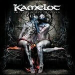 Poetry for the Poisoned - Vinile LP di Kamelot