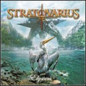 Elysium - Vinile LP di Stratovarius