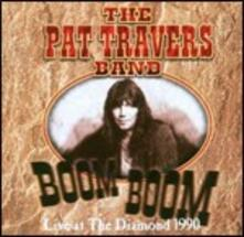 Live at the Diamond Club - CD Audio di Pat Travers