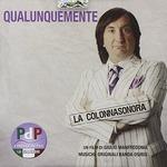 Cover CD Colonna sonora Qualunquemente