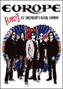 Europe. Live! At Shepherd's Bush, London - DVD