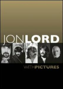 Jon Lord. With Pictures - DVD
