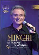 Film Amedeo Minghi. Di canzone in canzone (2 DVD)