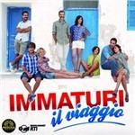 Cover CD Colonna sonora Immaturi - Il viaggio