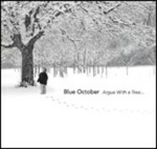 Blue October. Argue With A Tree... - DVD