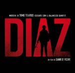Cover CD Colonna sonora Diaz - Non pulire questo sangue