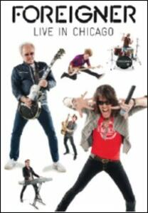 Foreigner. Live in Chicago - DVD