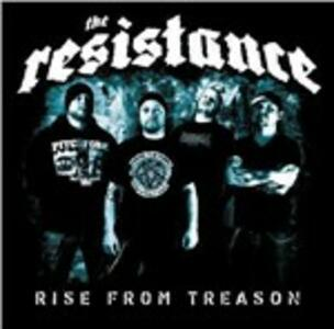 Rise from Treason Ep - Vinile 7'' di Resistance