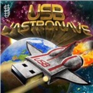 Foto Cover di L'astronave, CD di USB (Udite Suoni Buoni), prodotto da La Sartoria Records