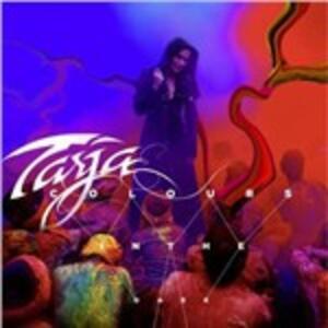 Colours in the Dark - Vinile LP di Tarja