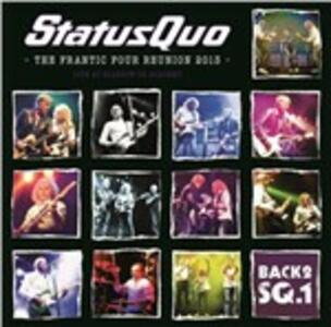 Back2Sq.1. The Frantic Four Reunion 2013 - Vinile LP di Status Quo