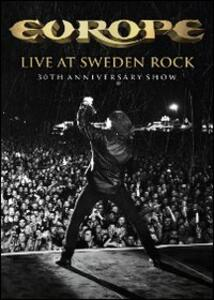 Europe. Live at Sweden Rock. 30th Anniversary Show - DVD