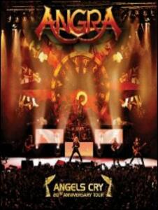 Angra. Angels Cry - DVD