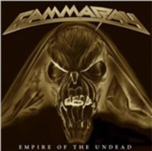 Empire of the Undead - Vinile LP di Gamma Ray